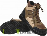 Buty do brodzenia Creek Brown + kolce