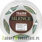 Sznur muchowy Traper - Silence Streamer & Lake WF -  kolor turquoise