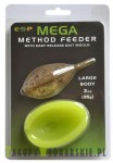Koszyk z foremką E-S-P  Mega Method Feeder Large - 56g