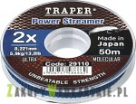 Żyłka Traper - Power Streamer - 50m (od 0,200 do 0,265mm)