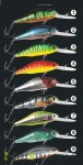 Wobler Traper - Fish - 70mm (10,5g/2,5m)