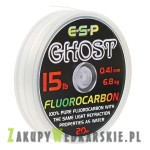 Fluorocarbon Ghost - 20m (0,41mm/6,8kg)