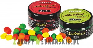 Pellets Traper Soft Neutral FLUO Method Feeder