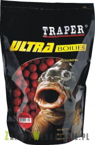 Kulki Traper Ultra MIX średnic (12,16,20mm) - 1000g