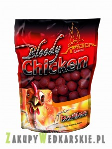 Kulki proteinowe Quantum - Bloody Chicken - (20mm/1kg)